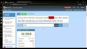 KLAVYE HIZLI YAZMA TESTİ ?! - YouTube