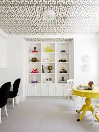 7 of the Most Gorgeous Wallpapered Ceilings. BookshelvesCool WallpaperWallpaper  Ceiling IdeasWallpaper ...