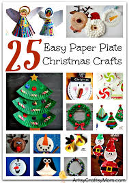 Christmas Paper Plate Crafts  Find Craft IdeasChristmas Paper Plate Crafts