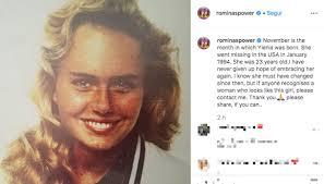 Ylenia Carrisi e la speranza di Romina di ritrovarla: il messaggio su  Instagram