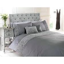 grey duvet cover set stylish rapport luxury bedding range grey free delivery grey bedding sets
