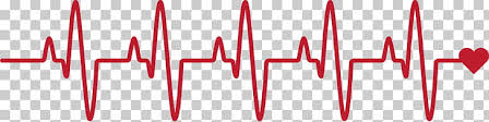 Heart Beat Chart Logo Brand Font Red Heart Line Chart Red Heart Beat Art