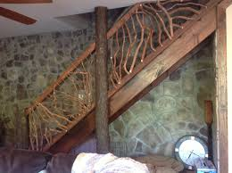 House Railings Rustic Handrails For The Home Options And Materials For Railings