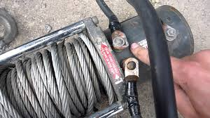 rewiring and troubleshooting a warn m winch part