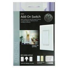 ge 45613 wave. GE AddOn InWall Switch ZWave Bluetooth Smart ZigBee Paddle Dimmer Ge 45613 Wave