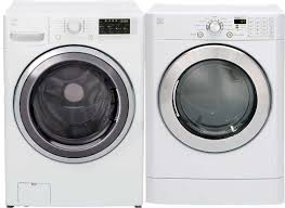 kenmore 28132. kenmore 41392 front-loader and 81392 electric dryer. price: $800, washer, $1,180 here\u0027s the deal: stacking a washer dryer saves space, 28132
