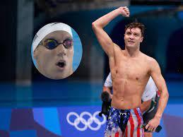 American swimmer Bobby Finke had a ...
