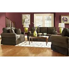 Living Room Collection Furniture Klaussner Furniture Greenough Living Room Collection Reviews