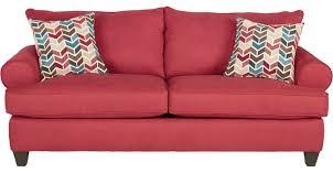 affordable furniture sensations red brick sofa. Park Square Red Sofa Affordable Furniture Sensations Brick