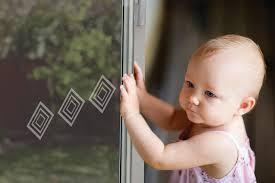 dreambaby glass door and window decals