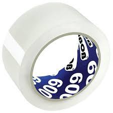 КАНЦ <b>Клейкая лента</b> упаковочная 48*66 <b>прозрачная</b> (<b>UNIBOB</b> ...