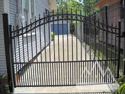 metal fence gate designs. Iron Fence Gates Mustache Arch Metal Gate Designs