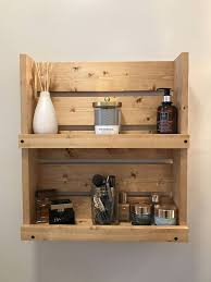 bathroom shelf wall mounted cosmetics
