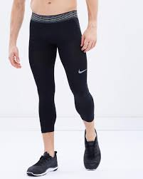 nike 3 4 tights. men\u0027s nike pro hypercool 3/4 tights by online | the iconic australia 3 4