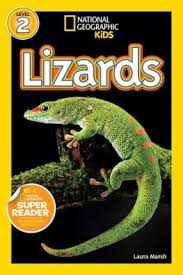 national geographic kids readers lizards by laura marsh