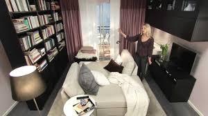 Furnishing A Small Studio Apartment On Decorate Small Apartment - One bedroom apartment interior desig