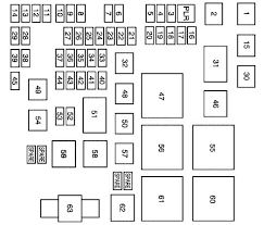 2006 chevy malibu lt fuse box diagram chevrolet equinox mk1 (2005 2009) fuse box diagram auto genius inside