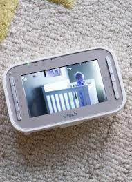capturing sweet moments with the vtech vm343 baby monitor