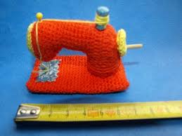 Crochet Sewing Machine