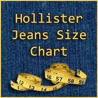 Hollister Shoe Size Chart Size Chart On Luulla