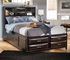 Storage King Bed | Twin Bed Ikea | Queen Captains Bed