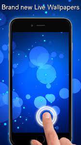bokeh hd live wallpaper for iphone 7