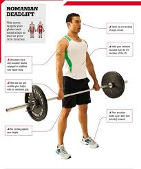 proper posture for romanian deadlift one of my favorites