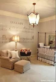 Spotted on pinterest. Bratt Decor's Venetian crib in this lovely music  themed nursery. Baby Boy RoomsBaby ...