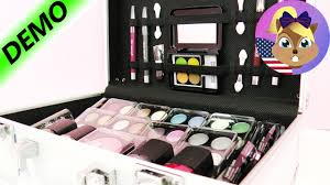 makeup kit for kids professional make up case for styling review