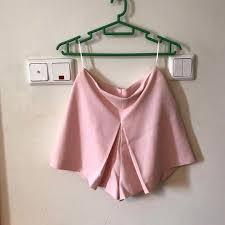 C Meo Shorts Pink