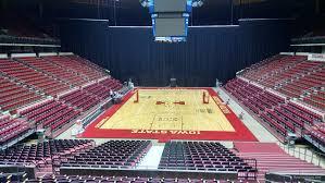 Hilton Coliseum Section 101 Rateyourseats Com