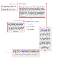 Sample Apa Cover Page 2019 Apa Title Page Fillable Printable Pdf Forms Handypdf