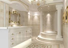 marble bathroom designs. Awesome Master Bathroom Designs : Enchanting With Marble