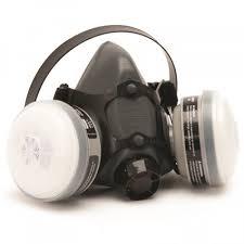 Honeywell Respirator Cartridge Chart Honeywell 5500 Respirator With Multi Contaminant Cartridges Medium