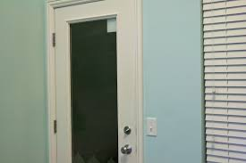 faux frosted glass glass back door stunning glass door bookcase