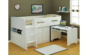 loft beds with storage and desk twin loft bed with desk and storage plans