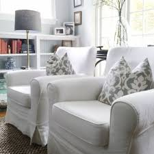 the jennylund slipcover chairs from ikea have not let me down in ikea
