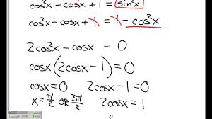 7 5 solving trigonometric equations