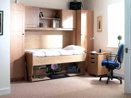 home office bedroom combination. Office Bedroom Combination Bed Home Desk Guest E