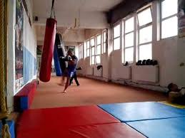 kickboxing time to train respect gym bacau