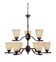 designers fountain 94089 orb apollo 9 light 30 inch oil rubbed bronze chandelier ceiling light