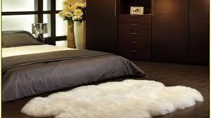 inspiring faux sheepskin rug costco architecture and home ritzcaflisch