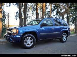 2005 Chevrolet Trailblazer LS 4X4 Auto 92K Brand New Tires for ...