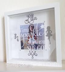 Box Picture Frame She Leaves A Little Sparkle Irish Dancer Box Frame