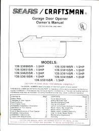 craftsman garage door opener manual beautiful sears craftsman garage craftsman garage door opener manual sears garage door opener manual craftsman garage