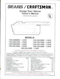 craftsman garage door opener manual beautiful sears craftsman garage craftsman garage door opener manual sears garage door opener manual craftsman garage
