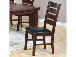 brown dining chairs. Dark Brown Dining Room Set Chairs P