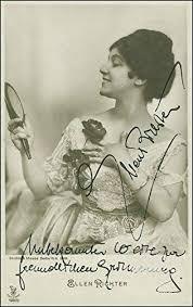 Ellen Richter - Inscribed Picture Postcard Signed at Amazon's ...