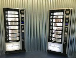 Automat Vending Machine For Sale Magnificent Get Your Locally Sourced Sustainably Raised Meats At A Vending