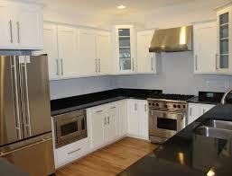white shaker kitchen cabinets. Image Of: White Shaker Style Kitchen Cabinets